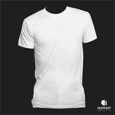 Custom Printed Clothing Mens T Shirts American Apparel